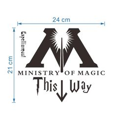 Harry Potter Ministry Of Magic This Way Vinyl Toilet Seat Sticker/Decal Harry Potter Bathroom, Harry Potter Decal, Harry Potter Bday, Funny Birthday Gifts, Funny Gifts, Ministry Of Magic, Cricut Craft Room, Christmas Stocking Stuffers, Pvc Material
