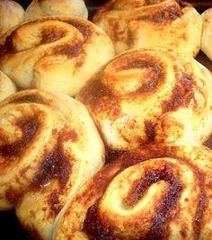 Cinnamon Rolls 195 Calories & 2.5 gm fat.... uses applesauce & honey. Must Try!