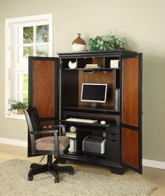 Attrayant 99+ Black Armoire Desk   Best Home Office Furniture Check More At Http:/