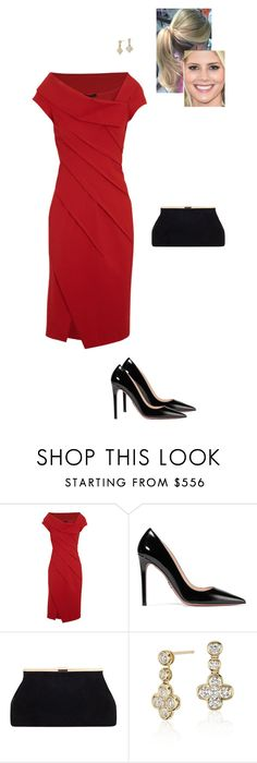 """""""Sem título #6954"""" by gracebeckett ❤ liked on Polyvore featuring Donna Karan and Prada"""