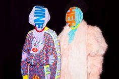 Antwerp Royal Academy of Fine Arts MA Fashion 2014 - Belgian graduates bring the noise