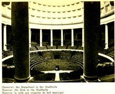 Hannover, Stadthalle, Kuppelsaal
