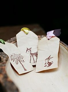 Bella Grace Party Designs: another Wonderful Woodland Party