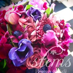 Stems Flowers and Café | Red Deer Flower Delivery
