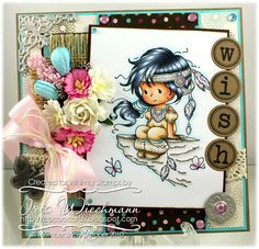 Paper Crafting in Cocoa: Whimsy Stamps July Release Review Day Hop