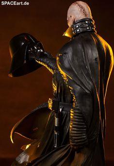 Star Wars: Darth Vader - Mythos Statue, Statue ... http://spaceart.de/produkte/sw009.php