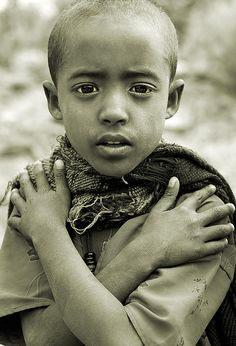 Ethiopia, boy