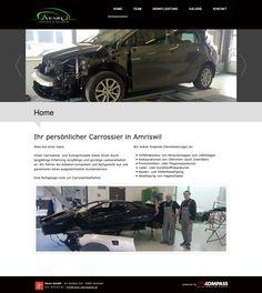 Venir GmbH, Amriswil, Thurgau, Carrosserie, Spenglerei, Garage