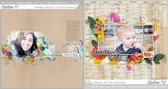 The latest digital scrapbooking news, challenges, freebies and inspirational stuff from your favorite SWEET spot! Kim Walker, Bingo, Shadow Box, Digital Scrapbooking, Archive, Challenges, Layout, Frame, Summer