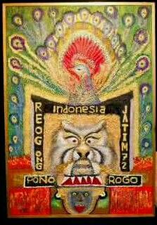 REOG PONOROGO 2D PAINTING PRICING $ 5,000