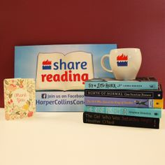 CONTEST ALERT: Want to win a gift for your mom this Mother's Day? Follow @HarperCollins Canada on twitter to see how you can win a special prize for mom! We're giving away prizes everyday this week. #sharereading
