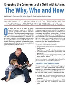 """This article was featured in Autism Parenting Magazine Issue 15  Lets Talk  Mom am I Autistic?  Get a FREE issue of Autism Parenting Magazine Just follow us on Instagram: @AutismParentingMagazine Turn on """"Post Notifications"""" so you don't miss out on the contents we're sharing. Link on our profile"""