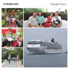 201208260822d01MtFaber-COLLAGE - 4 Years Ago Today... ...enjoying The #SingaporeGarden with Katherine, Linda, & Lioe. #Nature #walks #health #fitness