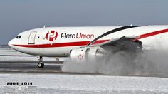 AeroUnion Airbus A300B4-203(F) freighter XA-MRC S/N:247 - photo: Winglet Photography | Flickr - Photo Sharing!