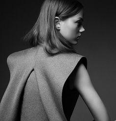 sleek & minimal #style #fashion