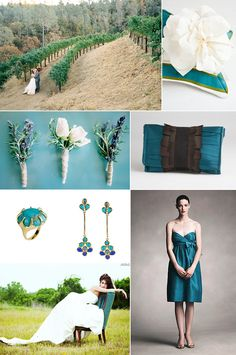 Modern Wedding & Lifestyle Blog – Maihar Design » Sonoma County: Wedding Inspiration, Board #1