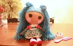 The Silly Hair Lalaloopsy Jewel Sparkles Doll Is One Of The Hottest Dolls On The Market
