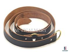 NAUTICALMART Medieval Black Ring Belt from Quality Leathe... https://www.amazon.com/dp/B0756BR165/ref=cm_sw_r_pi_dp_x_C3AfAb5HQ4418