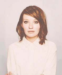 Emily Browning for Entertainment Weekly