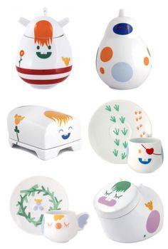 Ceramics by Camila Prada