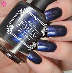 Tonic Polish - The Babe with the Power