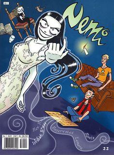 Nemi comic book nr 22