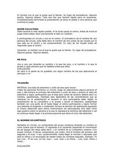 Issuu is a digital publishing platform that makes it simple to publish magazines, catalogs, newspapers, books, and more online. Easily share your publications and get them in front of Issuu's millions of monthly readers. Title: 700 dinámicas grupales, Author: Hans Gutierrez, Name: 700_din__micas, Length: undefined pages, Page: 6, Published: 2016-06-09