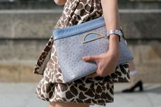 Street Style from Paris Haute Couture week