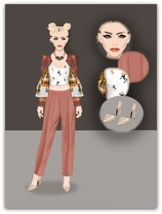 http://nettiii111official.blogspot.hu/2014/08/napi-outfit-285-dont-forget-who-you-are.html #stardoll