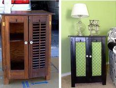 Реставрация старой мебели своими руками (дизайн интерьера)