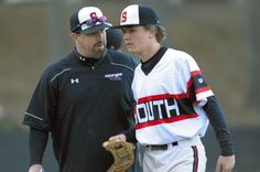 Prep baseball: South beats Robinson for Chrismon's 100th win