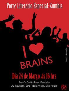 Evento   Porre Literário Especial: Zumbis (2) - 2012