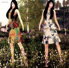 El Baul de la Moda en SL: World is colorful