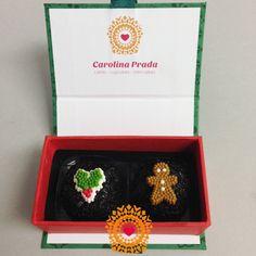 Natal 2013 | Brigadeiro com Panetone
