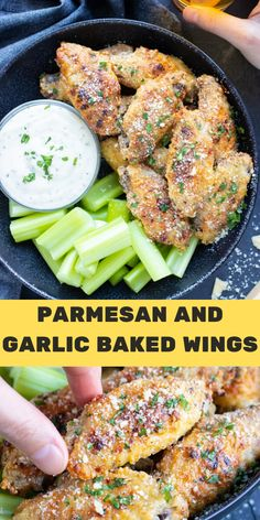 Yummy Chicken Recipes, Recipe Chicken, Garlic Chicken, Spicy Recipes, Easy Healthy Recipes, Chicken Wings, Appetizer Recipes, Appetizers, Cooking Recipes