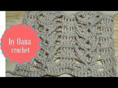 Cappellino all'uncinetto per bimba by Oana - YouTube