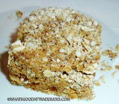 What's Good at Trader Joe's?: Trader Joe's No Bake Nut Butter Bar Mix Butter Bar, Almond Butter, Peanut Butter, Bar Mix, Puffed Rice, Trader Joe's, Gluten Free, Snacks, Baking