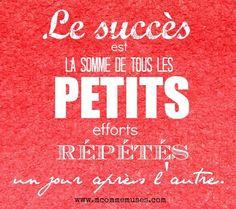 le succès