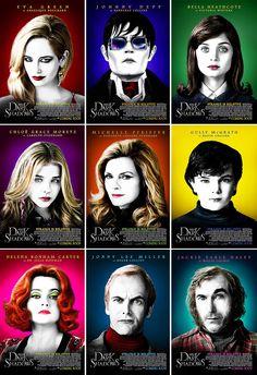 Dark Shadows (2012). Great Soundtrack!!!!