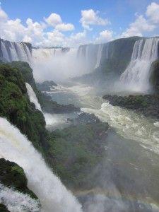 Devil's Throat Falls, Brazil