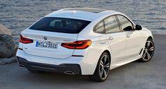 Upoznajte novi BMW Serije 6 Gran Turismo
