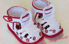 Baby Girl Crochet Blanket, Crochet Baby Boots, Crochet Baby Sandals, Crochet For Boys, Crochet Shoes, Crochet Slippers, Boy Crochet, Crochet Diy, Crochet Pattern