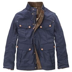 Timberland Men's Abington Coated Jacket