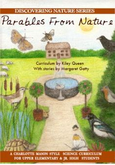 Discovering Nature Series: Parables From Nature by Kiley Queen with stories by Margaret Gatty