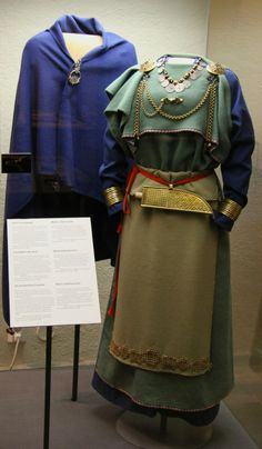 Finnish Viking dress