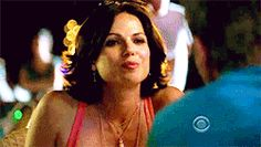 """Lana Parrilla being the most adorable thing ever as Dr. Eva Zambrano on Miami Medical 1x01 """"Pilot"""""""