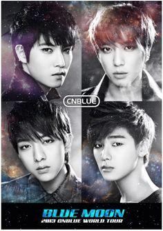 CNBlue ♡ Jung Yong-hwa  Lee Jong-hyun,  Lee Jung Shin and Kang Min-hyuk