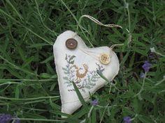 LAVENDER HEART epattern by nikyscreationsdesign on Etsy, €5.00