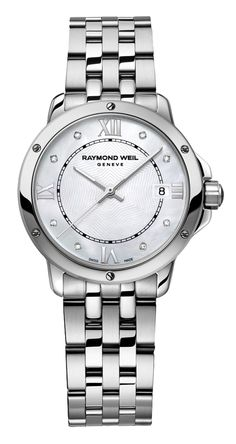 Raymond Weil Tango 5391-ST-00995 Come get this watch at Bisanars Jewelers in Hickory Nc (828)322-5090