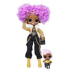 LOL Surprise OMG Winter Disco D. Fashion Doll & Sister in Hand for sale online Fashion Dolls, Kids Fashion, Fashion Games, Best Christmas Toys, Chibi Kawaii, Disco Fashion, Garment Bags, Doll Stands, Lol Dolls